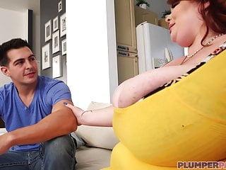 Bbw Big Tits movie: bbw Lexxxi Luxe in Swinging