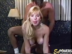 EDPOWERS - Irresistible Kelsey Sheen doggystyled after BJ