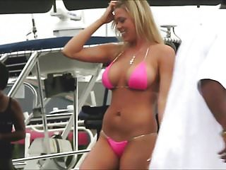 Sexy blonde...