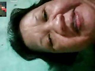 Indonesian video call bersama mami iroh bbw stw...