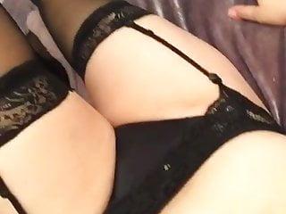 Greekgodess28 stockings tease