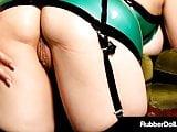 Shiny Sex Fiend RubberDoll & Shae Fatale Fuck Metal Toys!