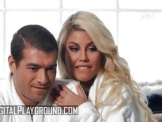 Bootylicious Vanessa Sky Gets Her Pussy Fucked By Charles