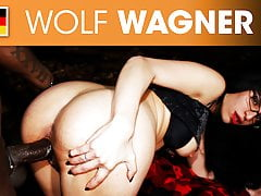 When night falls emo chick Zeyna gets banged! Wolfwagner.com