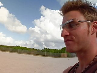 Miami Beach Teen Schlampen