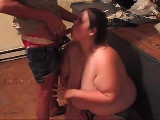 Asshole to mouth with huge dripping in cum...