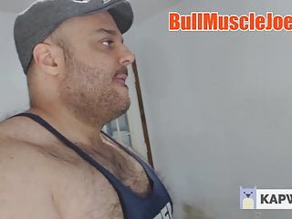 BullMuscleJoe Muscle Bear hairy Beefy