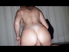 Horny nerd girl likes to get my hard dick deep inside