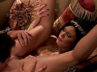 Jennifer Darkish & Anna Lovato is going complete intense in Intercourse Parody