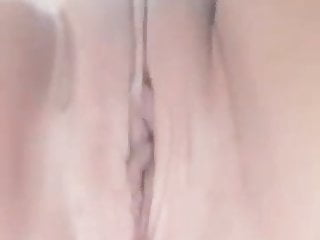 Ex-girlfriend pussy close-up