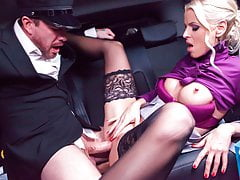 vipsexvault - christmas sex on traffic with lynna nilssonfree full porn