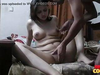 Hotel girl fucked by college boyfriend