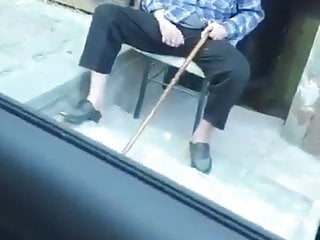 Turkish grandfather masturbation haci amca 31 cekiyor turk