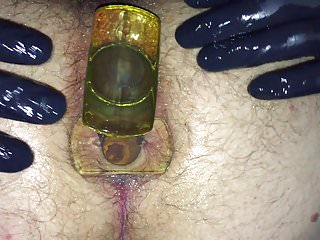 Plug penetration and push out...