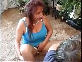 Mother fucked by her bf...