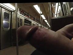 Dick Flash on Subway