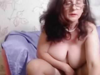 Granny masturbate...