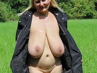 I LOVE Huge Hanging Tits 562 JERK OFF CHALLENGE