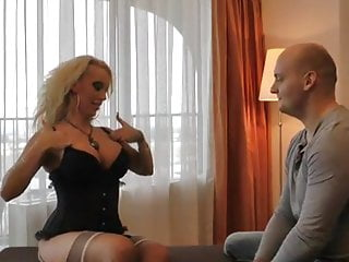 Lodge Banged with Blonde Escort