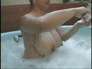 BBW w perfect tits gets ravaged