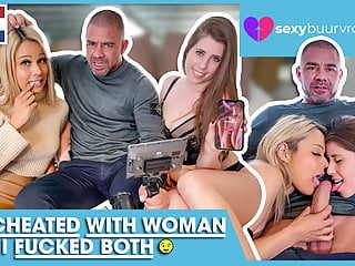 WTF! CHEATING VLOG – I'm being cheated on! SEXYBUURVROUW.com
