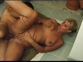 Hot mature Hungarian blonde