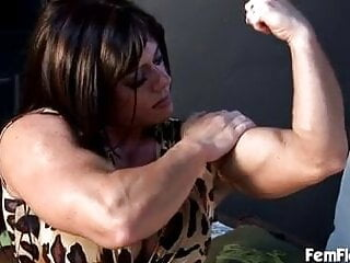 Big leopard muscle 3