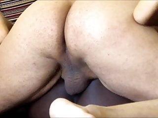 Pornstar Cane and porn actress JessyK in a non-public porn act