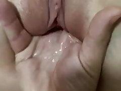 Hot milf squirting everywhere