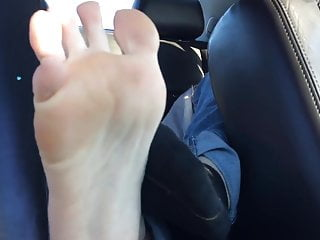 ashley black sweaty sock off and perfect soles