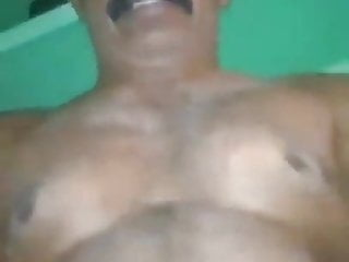 Mature old uncle fucking my ass