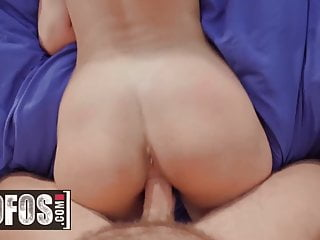 - Rolland White Stranded Teens Bella - Impressing Chad