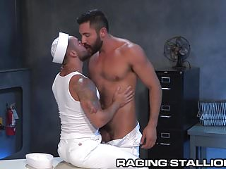 Ragingstallion bruno bernal tops hot sailor...