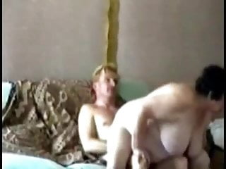 Horny paid for granny sex