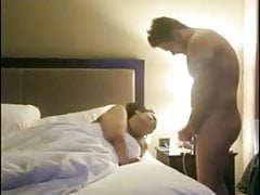 Dude pounds out a Thick, big boobed and huge ass Brazilian