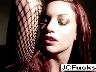 An artful look into how Jayden Cole makes herself cum