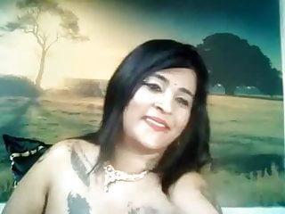 Hot Z.A lady South Asian dance 2