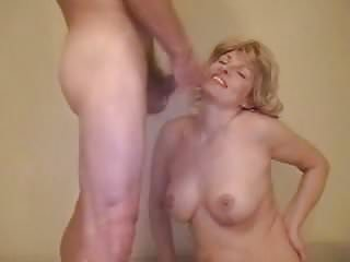 Kim cattrall taking a load fake...