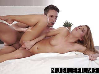 NubileFilms - Beautiful Sex Makes Young Redhead Cum