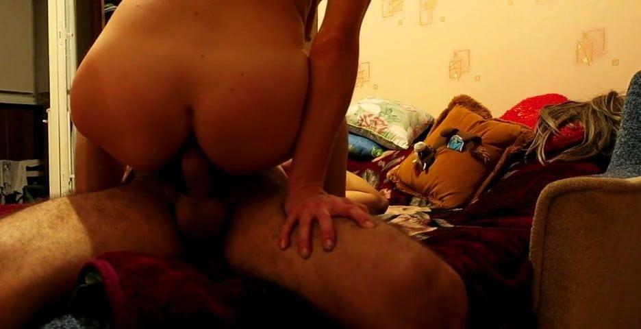 Amateur Big Tits Riding Orgasm