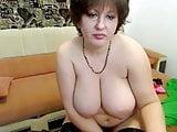 hot sexy mature on cam