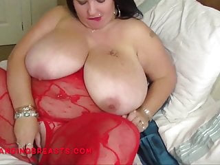 Saggy Tits Big Natural Tits Tight Pussy video: Busty Meow with her huge tits and smooth pussy