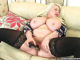 An older lady means enjoyable half 148