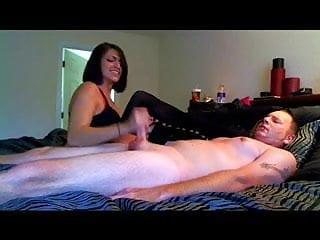 Layla's handjob 2