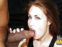 Maggie Matthews Hot Big Cock Blowjobs