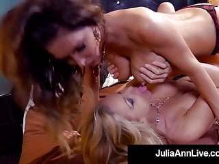 Pussy loving cougars amp jessica jaymes suck amp...