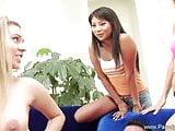 Teen Babe Becomes A Pornstar
