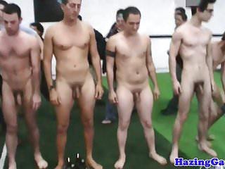 Hazed twinks the locker room...