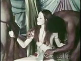 The Egyptian Princess - Annette Haven gets fucked by 2 BBC's