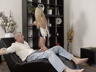 OLD4K. Bashful bitch isnt in opposition to intercourse with older gentleman